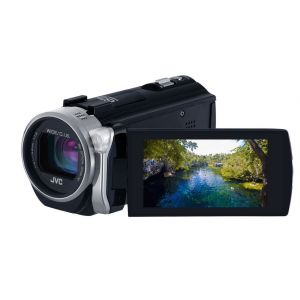 Camera Video Full HD JVC GZ-EX515BEU, HDMI