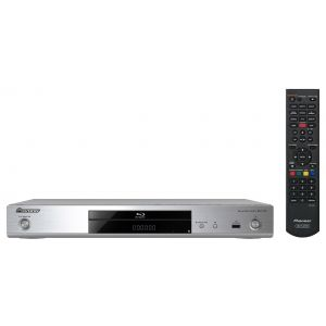 Blu-ray Player Audio Pioneer BDP-160-S Argintiu