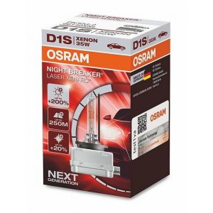 Bec Xenon D1S OSRAM Xenarc NIGHT BREAKER LASER Next Generation