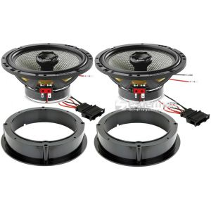 Focal Access Difuzoare VW Passat / Bora / Golf IV / Polo / Beetle / Golf V