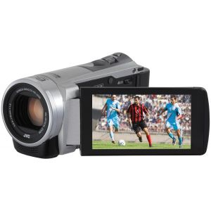 Camera Video Full HD JVC GZ-EX315SEU, HDMI, Argintie