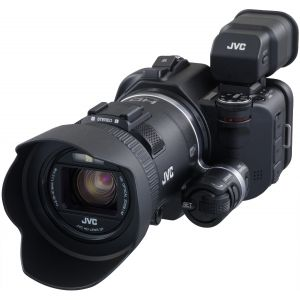 Camera Video Full HD JVC GZ-PX100BEU, HDMI
