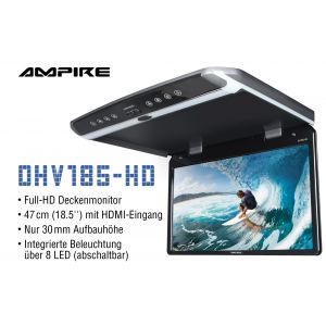 Ampire OHV185-HD