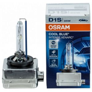 OSRAM D1S 66140CBI Xenarc COOL BLUE Intense