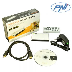 Receptor PNI AV601 Audio Video Wireless