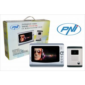 Video Interfon PNI DF-926, Monitor 7""