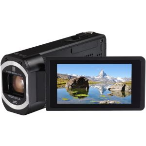 Camera Video Full HD JVC GZ-VX815BEU, HDMI