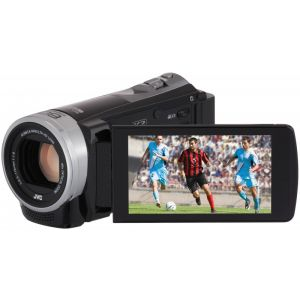Camera Video WI-FI JVC GZ-EX315BEU, Full HD, HDMI