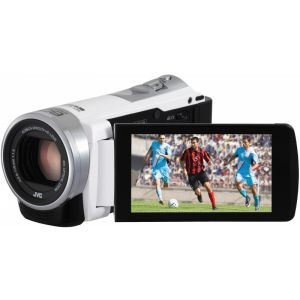 Camera Video Full HD JVC GZ-EX315WEU, HDMI, Alba