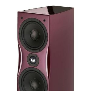 Boxe German Maestro MS-F1GA High-Gloss Aubergine Lacquer
