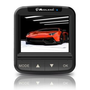 Midland STREET GUARDIAN GPS Full HD 1080p