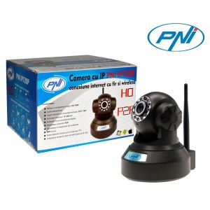 Camera Video Interior PNI-IP720P, CMOS Color