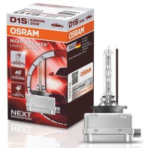 Bec Xenon D1S OSRAM Xenarc NIGHT BREAKER LASER Next Generation, +200%
