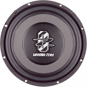 Ground Zero Titanium GZTW 25TX