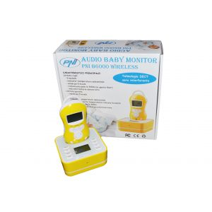 Audio Baby Monitor Wireless PNI B6000